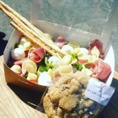Enfin en mode été ⛱☀️ #mozzarella #burrata #foodlover #salades #cheeseaddict #aemporter #paltdujour #hautesavoie